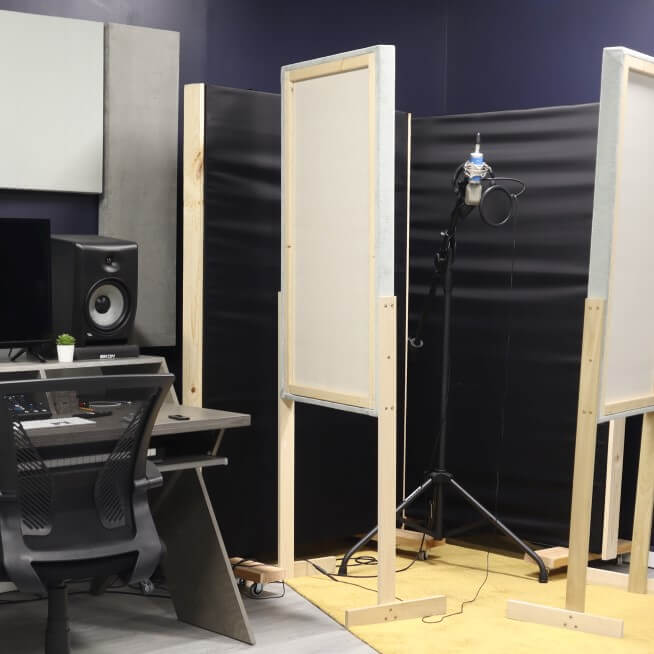 Seed House Project - Music Studio - Sound Booth